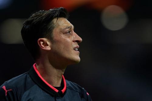 Arsene Wenger suggests Mesut Ozil's season is over as he misses Arsenal vs Burnley clash