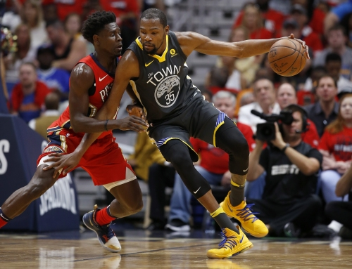 Kurtenbach: The impossibility of Kevin Durant was brought into focus in the Warriors' Game 4 win