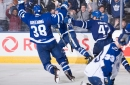 Moore and Johnsson star in l Marlies 7-1 win over Crunch