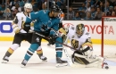 Takeaways: injuries catch up with Sharks in playoffs again this year
