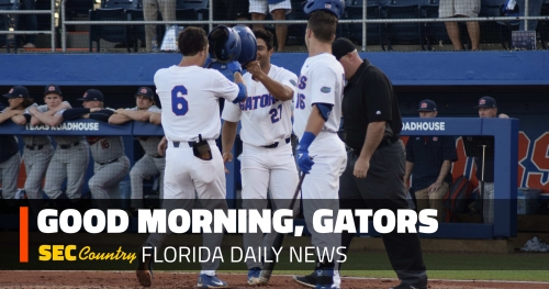 Florida baseball continues dominant season with yet another SEC series win