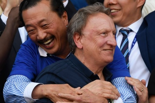 The full transcript of Neil Warnock's speech at Cardiff City's awards as he pays tribute to every single player