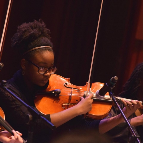 Detroit Pistons team up with DSO to expand youth music programs
