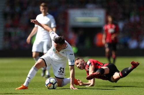 Connor Roberts' emotive message ahead of Swansea City's crunch clashes with Southampton and Stoke