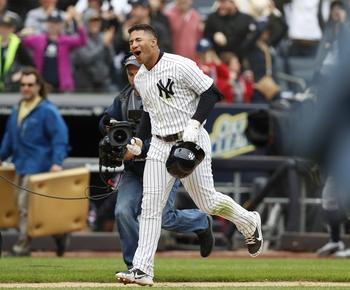 MLB roundup: Gleyber Torres hits walkoff homer as Yankees win again