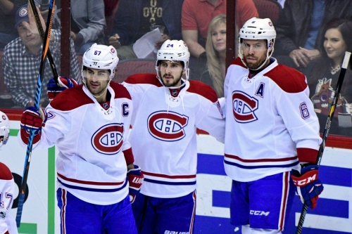 Max Pacioretty just needs a little help from his friends