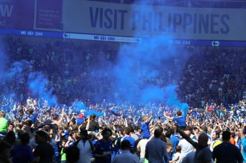 Cardiff City fans handed open invitation to 'come and cheer the team' at promotion bus parade