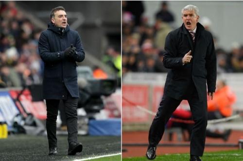 The early Swansea City v Southampton team news ahead of huge Premier League relegation clash