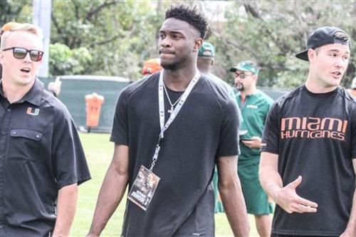 Miami Hurricanes Recruiting Radar: All in on Michael Johnson Jr.