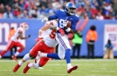 Where does Giants' TE Jerell Adams fit on Giants roster?