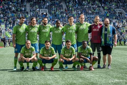 Seattle Sounders vs. Columbus Crew SC: Community player ratings form