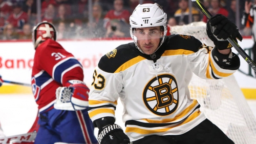 Canadiens Tried To Troll Brad Marchand; It Wasn't Their Smartest Idea