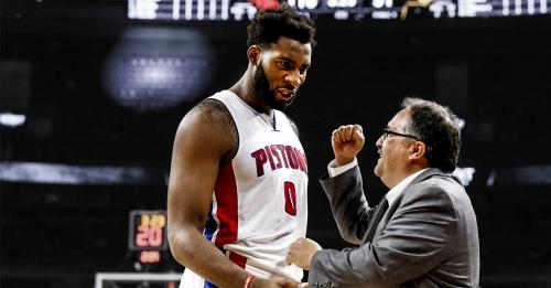 Report: Detroit Pistons part ways with head coach Stan Van Gundy