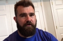 Jason Kelce tells a Cowboys fan to take a lap, talks about how the Eagles can get back to the Super Bowl, and much more