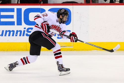 Red Wings Sign David Pope to Entry-Level Deal