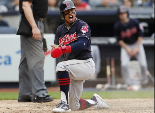 Francisco Lindor named American League Player of the Week for first time in his career