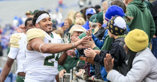 Baylor ranked No. 82 in USA TODAY post-spring rankings