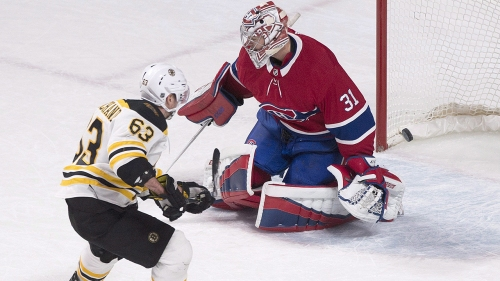 Brad Marchand trolls Montreal Canadiens on Twitter