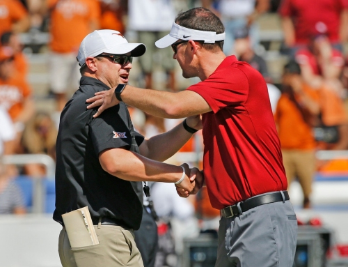 Early Big 12 odds: Oklahoma a clear favorite; Texas destined to be a middle-of-the-pack team again?