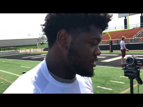 Justin Rogers looks like an offensive lineman Ohio State needs to have in 2020: Buckeyes football recruiting