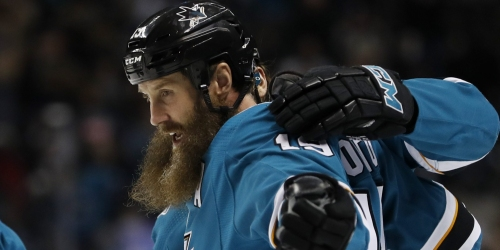 Gackle: has Joe Thornton played his last game with the Sharks?