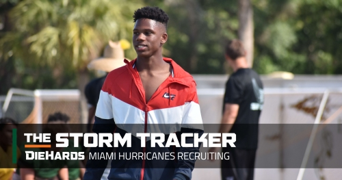 Miami recruiting: John Dixon plans summer decision after announcing top 5