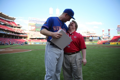 Ex-Cincinnati Reds Todd Frazier, Jay Bruce return as visitors to Great American Ball Park