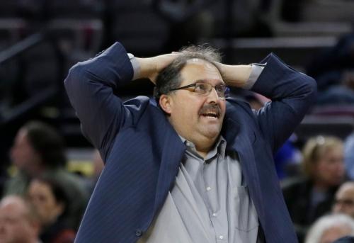 Detroit Pistons' Stan Van Gundy ends tenure, has no complaints