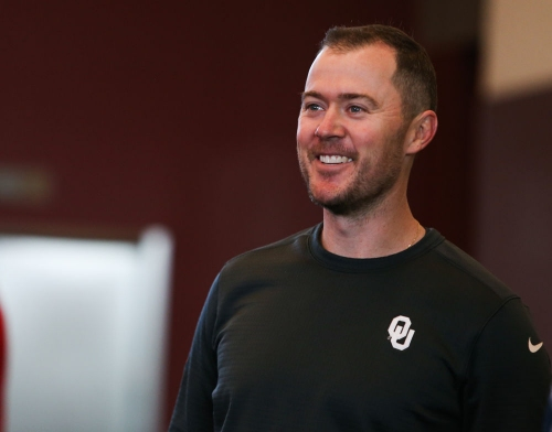 "Oklahoma football: Lincoln Riley talks NFL, says he has ""best job in the country"""