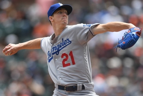 Dodgers plan to remain cautious with Walker Buehler, even in a time of need