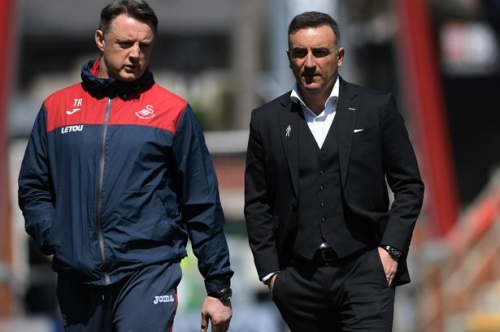 Carlos Carvalhal believes in Swansea City stars, but it's time for the players to believe in themselves ahead of crunch Southampton clash