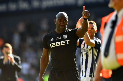 'Nevermind the Lord - Big Dave's my Shepard' West Brom fans call for Darren Moore to be given the job