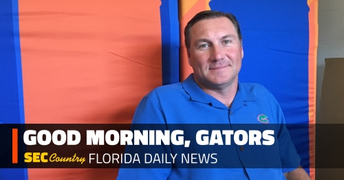 Dan Mullen not dwelling on spring performances, says fall camp will separate Florida QBs