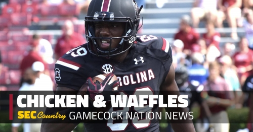 Ranking South Carolina's draft-eligible players; 4-star WR 'looking forward' to Gamecocks' new-look offense