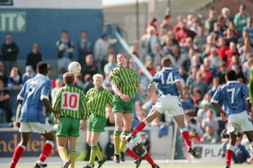 Remembering West Bromwich Albion's 'Very Good Escape' in 1994