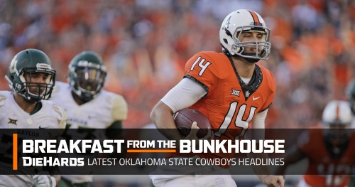 Oklahoma State QB competition could impact Big 12 title race; men's basketball schedules series with Minnesota