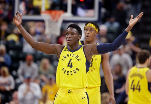 Victor Oladipo inked an adorable letter to a Danville kid fighting Leukemia