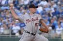Detroit Tigers place pitchers Jordan Zimmermann, Alex Wilson on DL