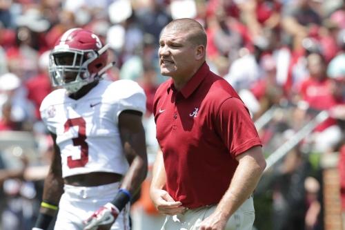 Alabama Releases Football Coaches Salaries