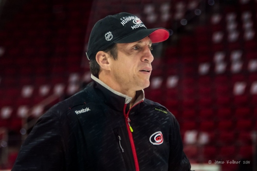 Report: Canes to name Brind'Amour head coach