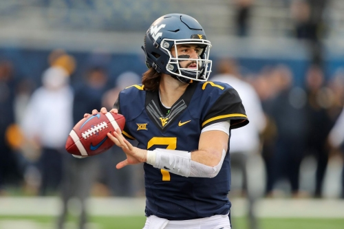 Will Grier Projected as #2 Overall Pick in Recent 2019 NFL Mock Draft
