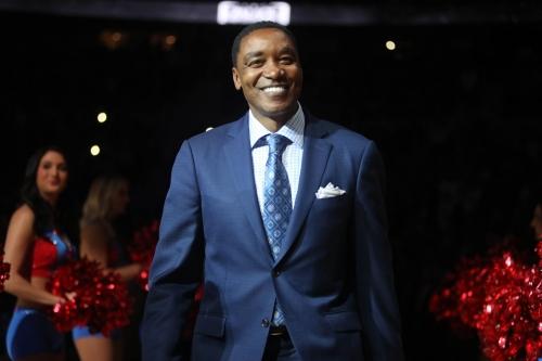 Detroit Pistons should consider Isiah Thomas, says Charles Barkley