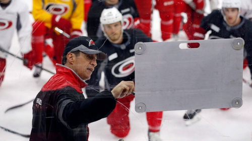 Hurricanes expected to hire Rod Brind'Amour as next coach: report