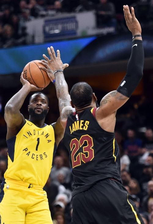 As the Raptors-Cavs series showed us, nobody plays LeBron James like the Pacers