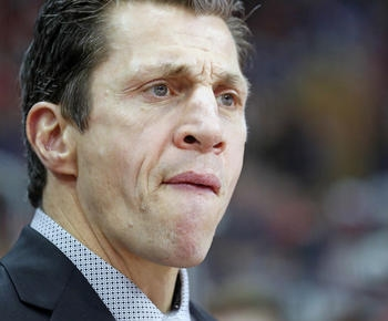 Carolina hires Brind'Amour as head coach, Waddell as GM