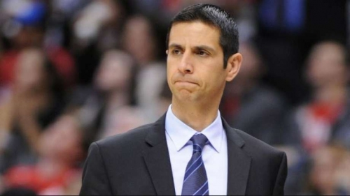 Report: James Borrego finalizing deal to be named Hornets' new head coach