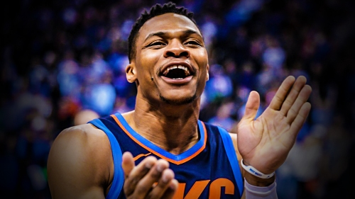 League-wide feeling suggests Thunder should consider trading Russell Westbrook