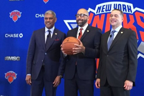 David Fizdale press conference wrap-up