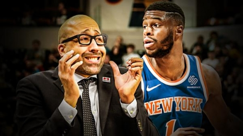 Knicks news: David Fizdale vows to Emmanuel Mudiay: 'We're going to get you right'