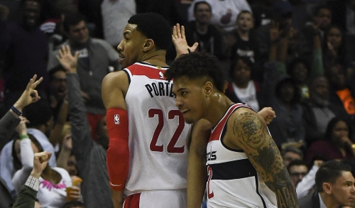 As Otto Porter Jr. discovered, more money brings more scrutiny